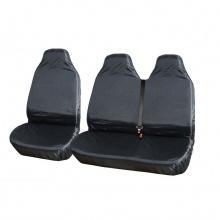 Комплект водоустойчиви протектори за седалки, За ванове и бусове 2+1