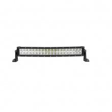 56 См Извит Мощен LED бар Flexzon 120W 40 LED 12V 24V АТВ, Джип, 4х4, Offroad, Камион
