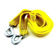 Двойно Въже за теглене за лек автомобил, камион, бус - до 5т, дължина 4.5 м, текстил