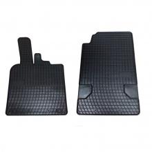 Комплект висококачествени гумени стелки за Smart Fortwo 2007+
