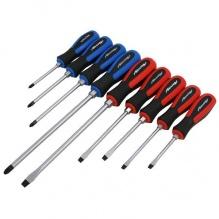 9 части - Комплект закалени магнитни отвертки - Neilsen Tools