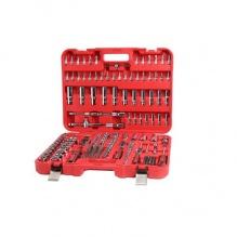 192 части - Комплект инструменти с пълен набор от вложки и битове  - Neilsen Tools