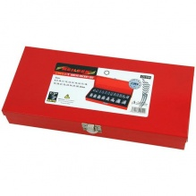 21 части - Комплект шестостенни вложки в метална кутия  - 8мм-32мм - Neilsen Tools