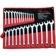 25 части - Комплект звездогаечни ключове Хром-Ванадий - Neilsen Tools