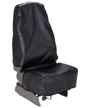Универсален Кожен Протектор Калъф за Седалка на Автомобил