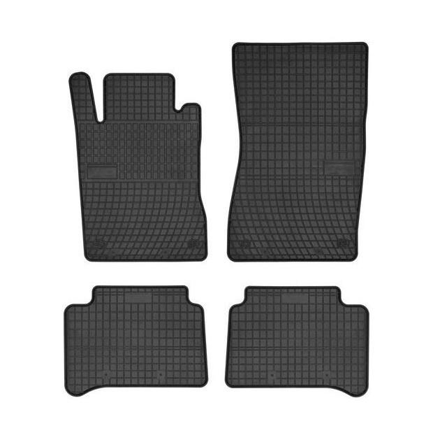 Комплект гумени стелки за Mercedes E-Klasa W211,S211,CLS C219 04-10