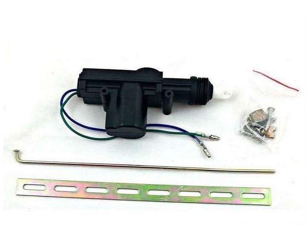Универсална машинка за централно отключване/заключване с 2 бр. кабели