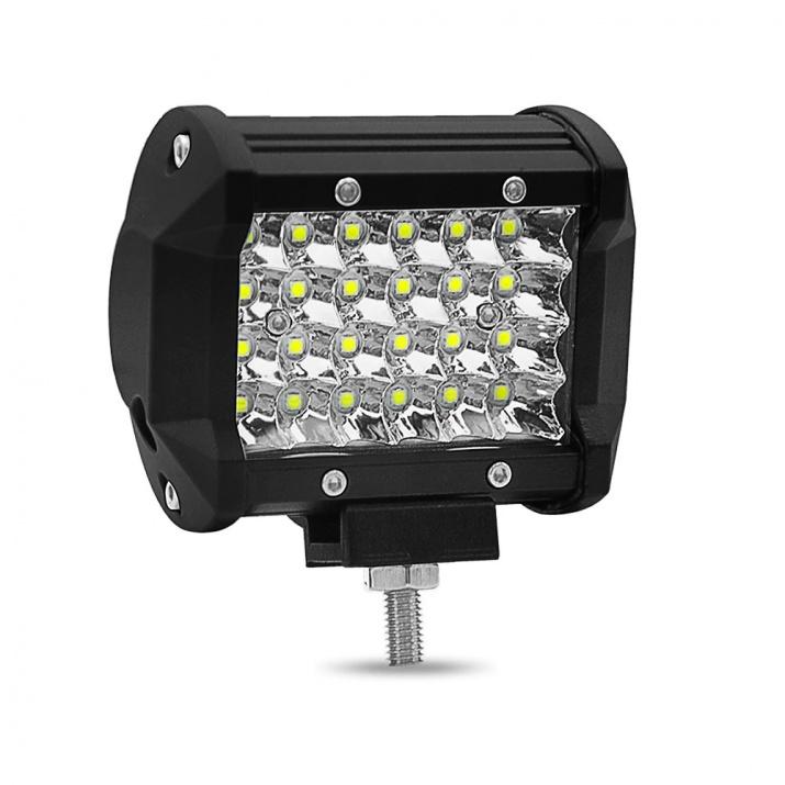 - НЯМА НАЛИЧНИ - 72W Led Bar Лед Бар Диоден Фар Прожектор Халоген 12-24V Spot Light Насочена Светлина