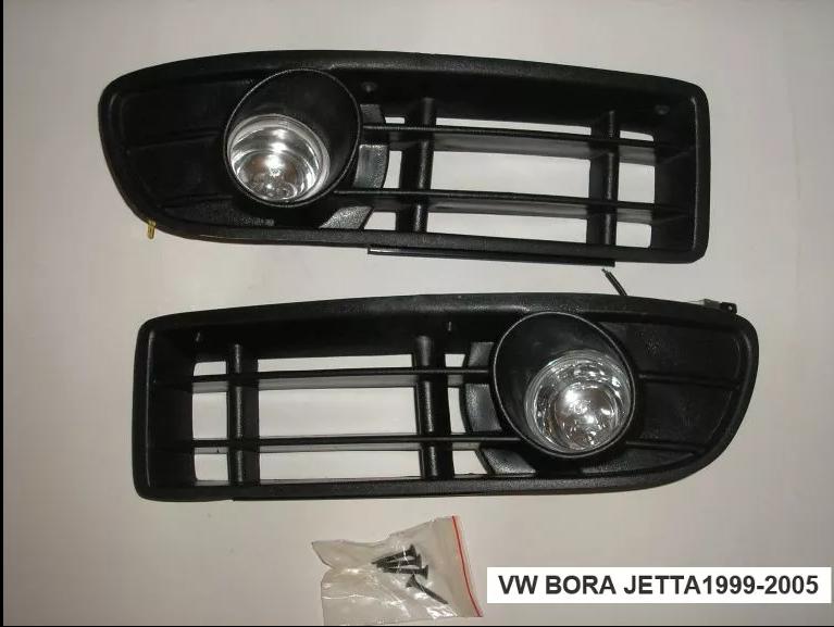 Халогени Решетки Фарове за Bora Jetta 1999 - 2005