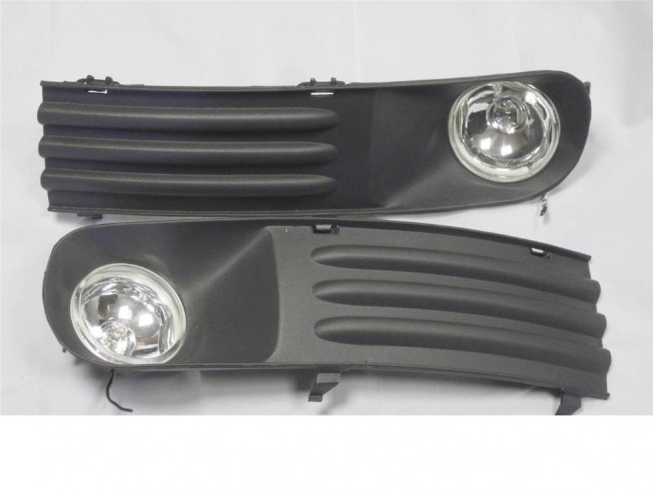 Халогени с решетки за VW T5 TRANSPORTER 2003-2010/ Транспортер Т5