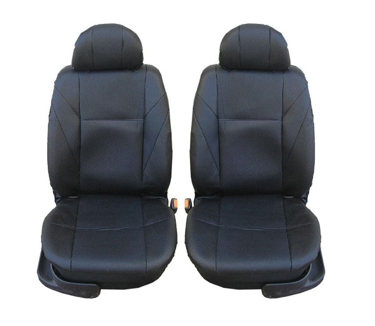 1+1 сет (предни седалки) кожена тапицерия за автомобил
