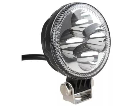 8.3 См 12W Led Лед Диоден Фар Прожектор Халоген Джип Мотор 4X4 12V 24V 720 Лумена