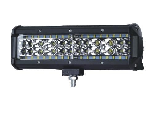 26 См 168W Мощен Лед Диоден Бар Халоген Лампа Прожектор 12V 24V