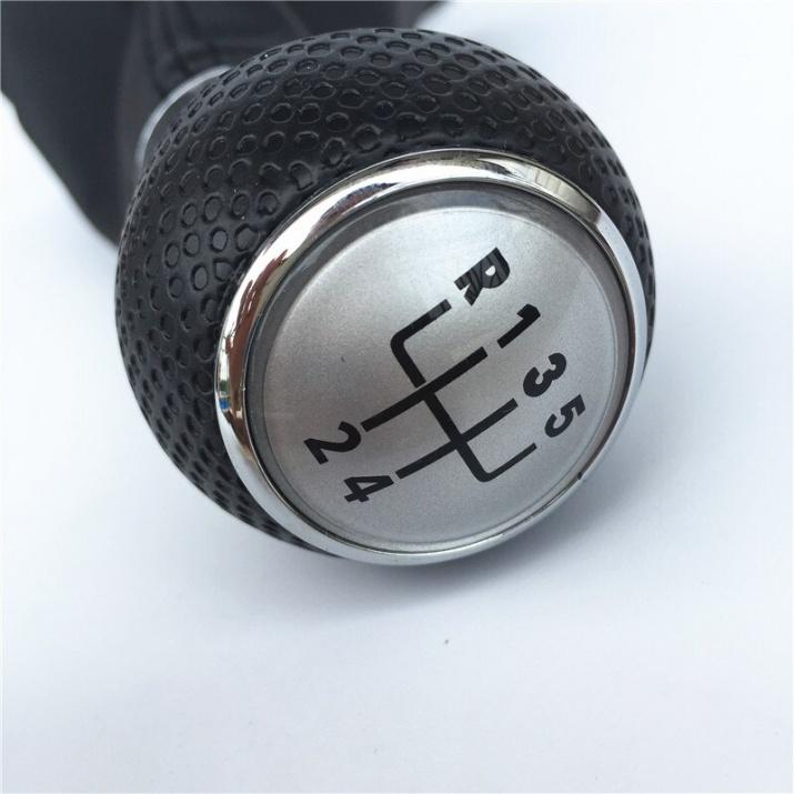 Tопка Скоростен Лост За VW Голф Golf 4 Bora Jetta 99 - 04 Хромирана