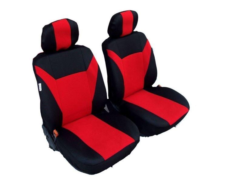 1+1 Универсални калъфи тапицерия за предни седалки