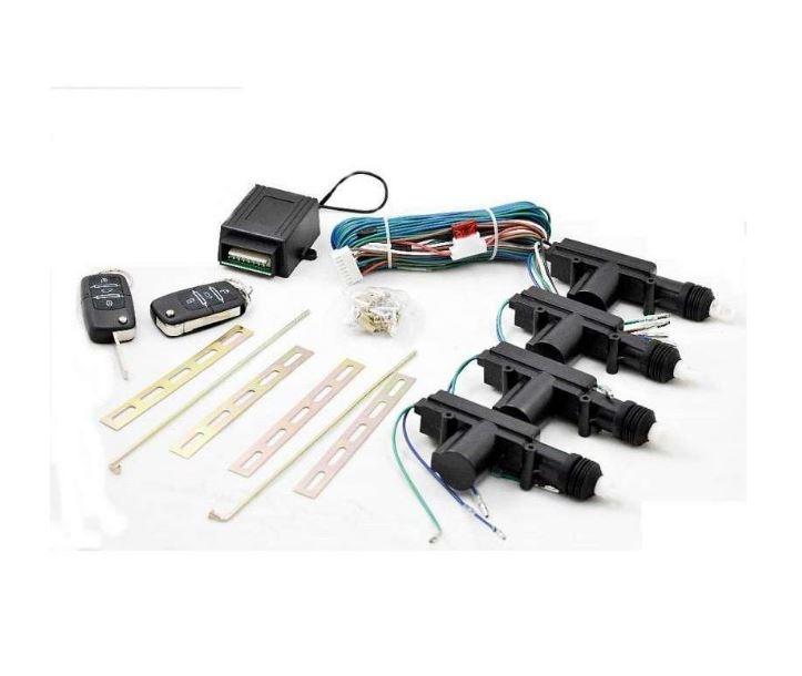 Универсален модул 06 централно заключване/отключване за автомобил с 2 дистанционни