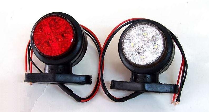 LED SMD мини светлини тип рогче