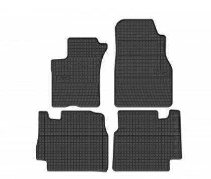 Качествени гумени стелки за Мерцедес МЛ Mercedes ML W163 02-05г