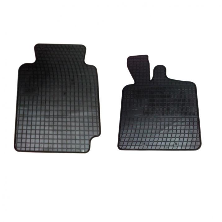 Комплект висококачествени гумени стелки за Smart Fortwo 1998-2007