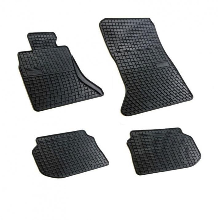 Комплект висококачествени гумени стелки за BMW серия 5 F07 GT, F10/F11