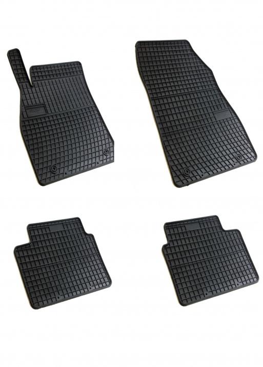 Комплект качествени гумени стелки за Опел Инсигниа Opel Insignia 2008+