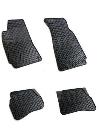 Комплект качествени гумени стелки за VW Passat Пасат B5 3B/3BG
