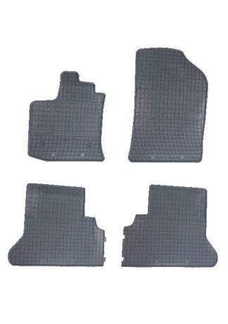 Комплект качествени гумени стелки за Дачия Докер Dacia Dokker 2013+