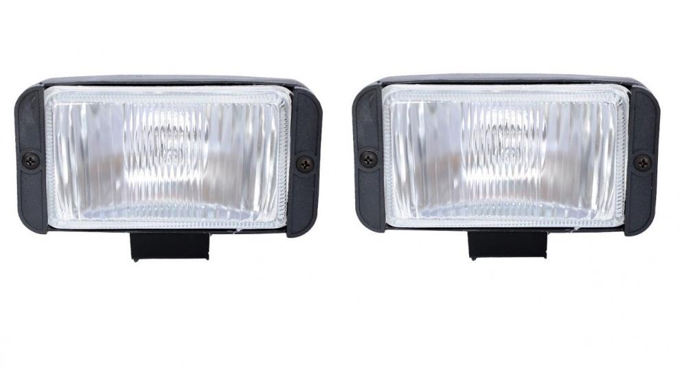 Комплект универсални халогенни светлини - фарове за мъгла - 145mm x 75mm - 12V