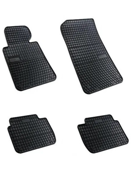 Комплект гумени стелки за BMW E 46 98-07 БМВ Е46 3-та Серия