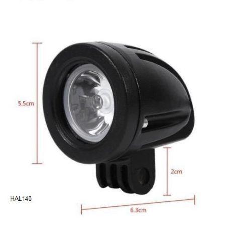 LED Халоген Водоустойчива Светлина Работна Лампа 10-30V за Ролбар АТВ, Джип