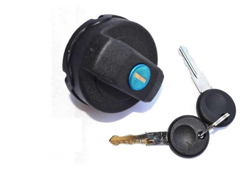 Капачка за резервоар с ключ за Фолксваген VW Seat Skoda