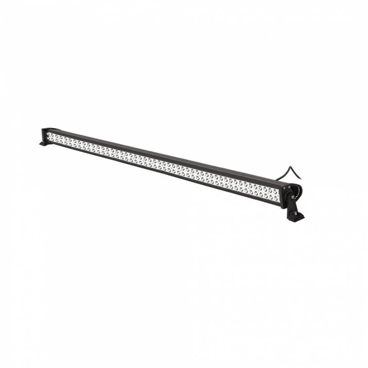 131 См Мощен LED бар  300W 100 LED 12V 24V АТВ, Джип, 4х4, Offroad, Камион  Код на продукта: HAL206