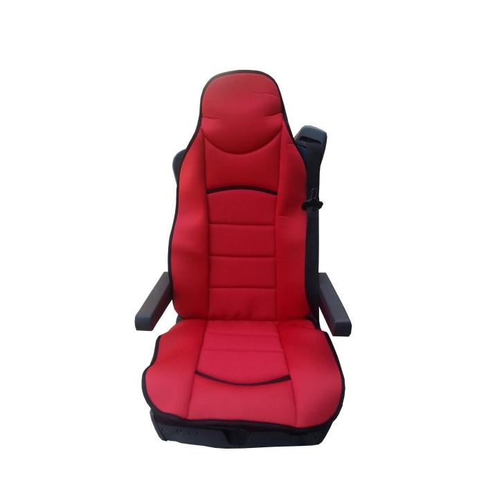 Универсален калъф/тапицерия за седалка на камион тип масажор, Червен