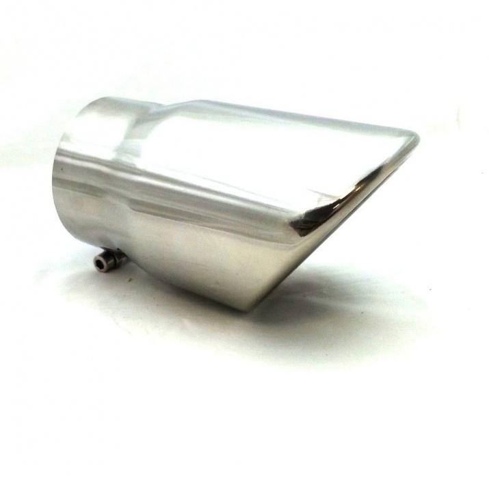Накрайник за ауспух на Ауди AUDI Q7 , 85-90мм, Дължина 17,5см