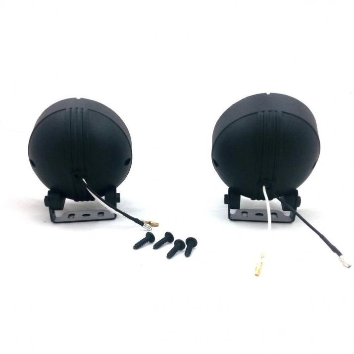 Комплект халогени, универсални предни фарове за мъгла H3 12V 55W