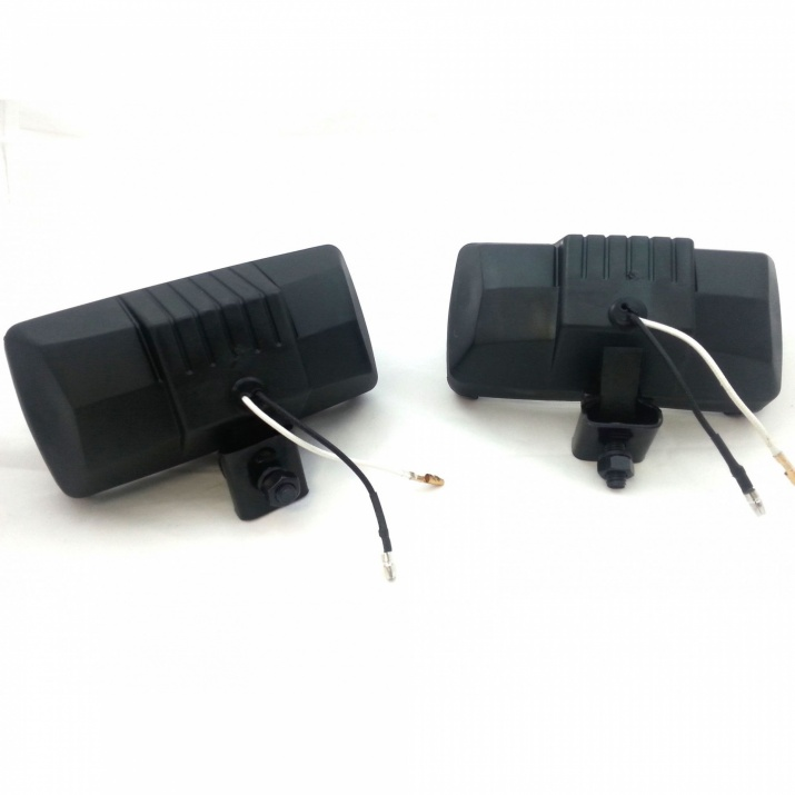 Комплект халогени, универсални предни фарове за мъгла H3 12V 55W за джип, бус, АТВ