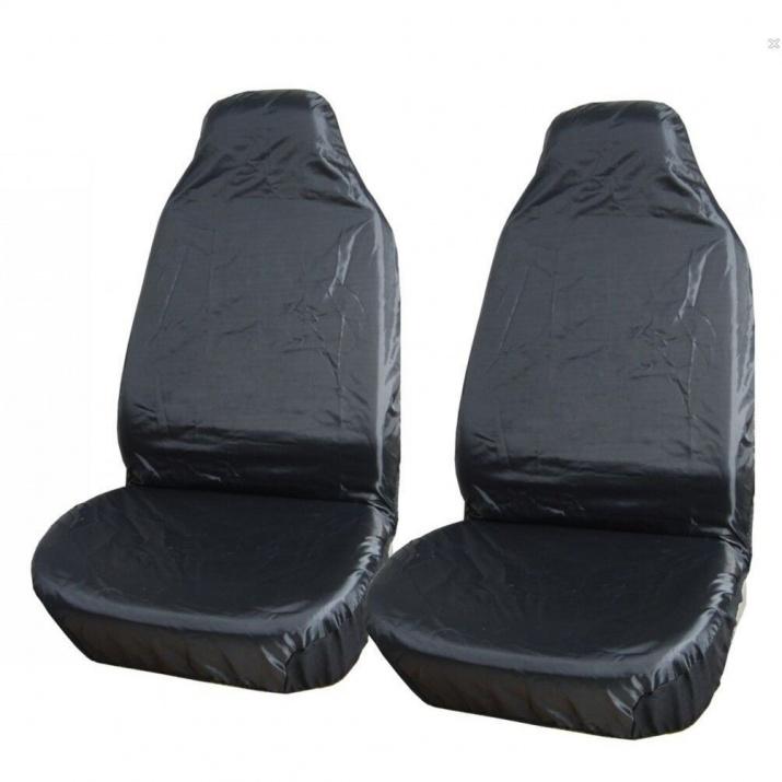 Комплект водоустойчиви протектори, За автомобилни седалки, 2 бр.