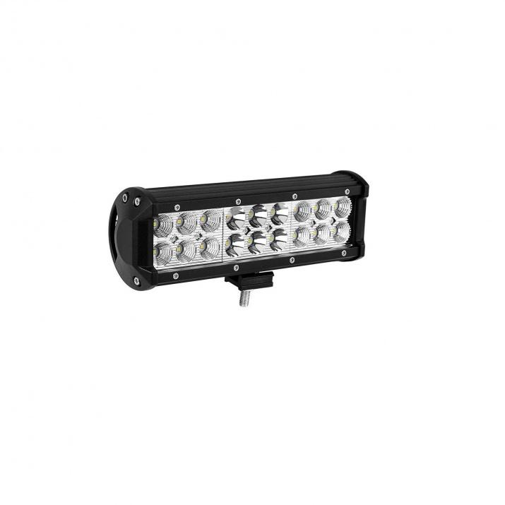 23 См Мощен LED бар Flexzon с Комбинирана Combo светлина 54W 18 LED 12V 24V АТВ, Джип, 4х4, Offroad