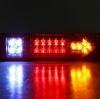 LED стопове мигач задна светлина 12v за камион бус ТИР, ремарке