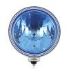 23см - халогенен фар / светлини за мъгла - насочена светлина - синьо стъкло - 12/24V