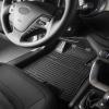 Гумени стелки за Тойота Авенсис Toyota Avensis II 2003 - 2009, Комплект висококачествени Frogum