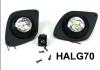 LED Халогени с решетки за Фиат Дукато след 2007г./Пежо Боксер след 2007г/ Ситроен Джъмпер след 2007