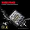108W 36 LED ЛЕД Диоден Фар Работна Лампа Прожектор Задна Светлина 12V 24V