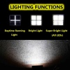 Мощен 162W LED 54 ЛЕД Диоден Фар Работна Лампа Прожектор Задна Светлина 12V 24V