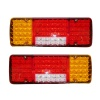 LED стопове мигач задна светлина 24V за камион бус ТИР, ремарке