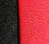 Универсален комплект тапицерия (калъфи) за седалки - черна с червено
