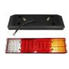 Комплект от 2 Броя Диодни LED Лед стопове 12V - 420mm x 110mm x 75mm - подходящи за Бус Камион Тир Ремарке Каравана