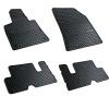 Комплект качествени гумени стелки за Citroen C4 Picasso 2 Ситроен Пикасо 2