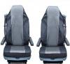 Калъфи/тапицерия за седалки за MAN GA,TGL,TGX,TGS, Сиви