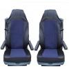 Калъф/тапицерия за седалки за DAF CF,LF,XF 95,XF 105, Тъмносини